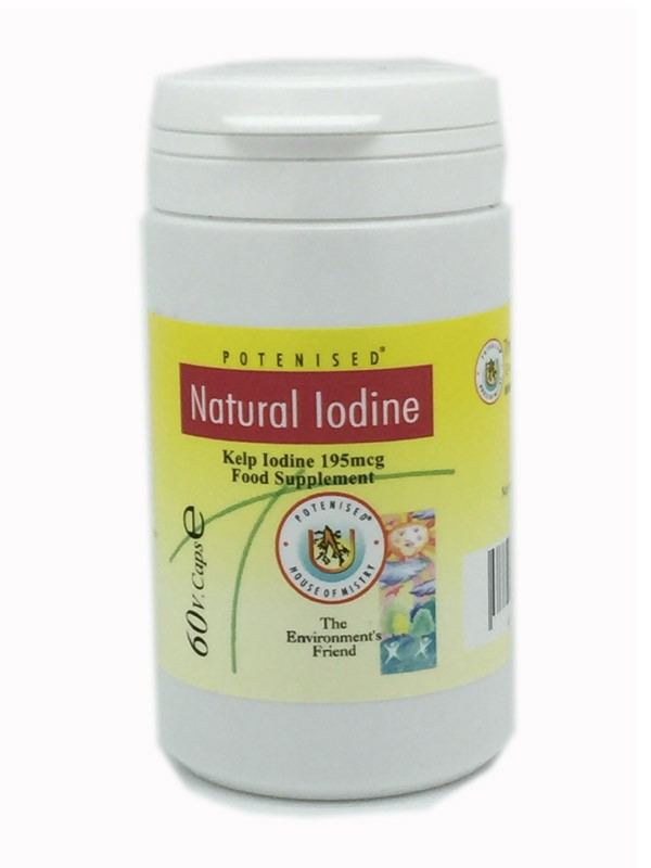 Natural Iodine Kelp Source