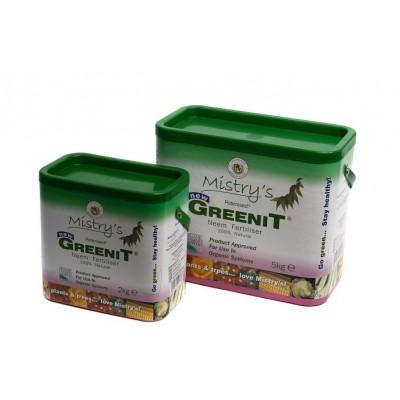 GREENIT - Neem Fertiliser -5Kg