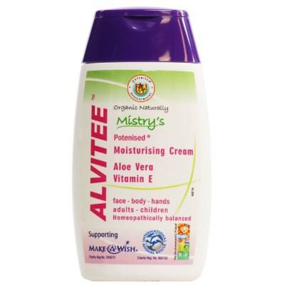 Mistry's Potenised® ALVITEE Moisturising Face Cream (100ml)