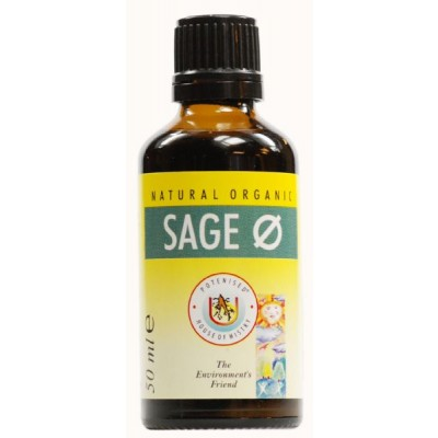 Sage Tincture (50ml)