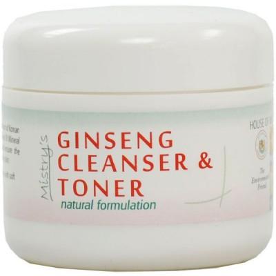 Mistry's Ginseng Cleanser & Toner
