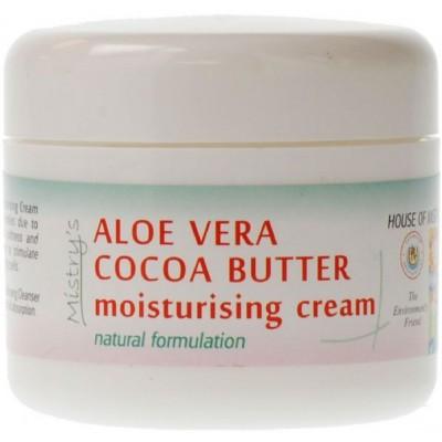 Mistry's Aloe Vera Cocoa Butter Moisturising Cream