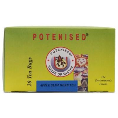 Apple Slim Herb Tea (herb slim tea)  (20 Bags)