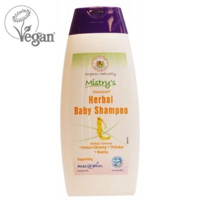 Mistry's Potenised® Herbal Baby Shampoo (200ml)