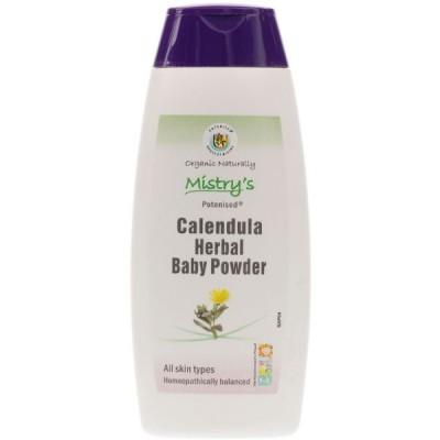 Mistry's Potenised® Calendula Herbal Baby Powder (150g)