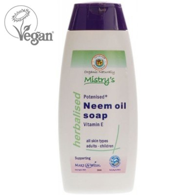 Mistry's Potenised® Neem Oil Soap with Vitamin E