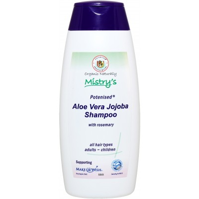 Mistry's Potenised® Aloe Vera Jojoba Shampoo with Rosemary..