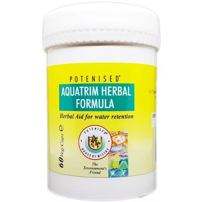 Aquatrim Herbal Formulla (60 Veggie Caps)