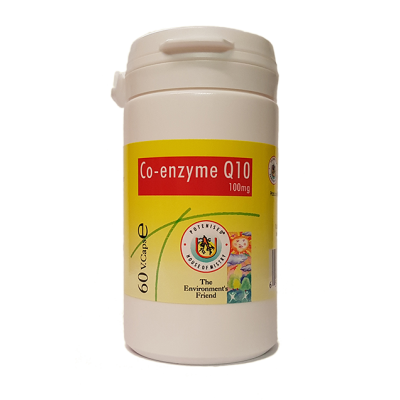 Mistry's Co-Enzyme Q10