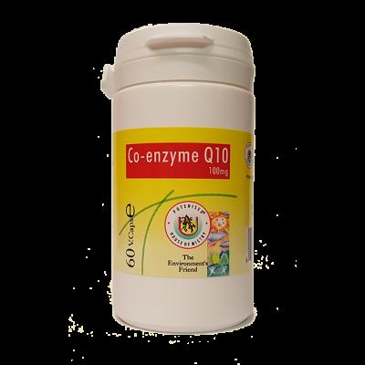 Mistry's Co-Enzyme Q10 (60 Veg Caps)