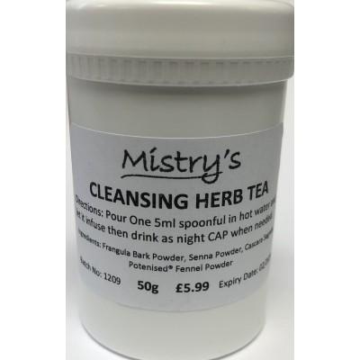 Mistry's Cleansing Herb Tea 50g