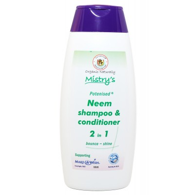 Mistry's Potenised® Neem Shampoo & Conditioner 2 in 1