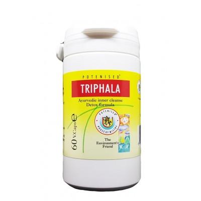 Triphala Capsules (60 Veg Caps)