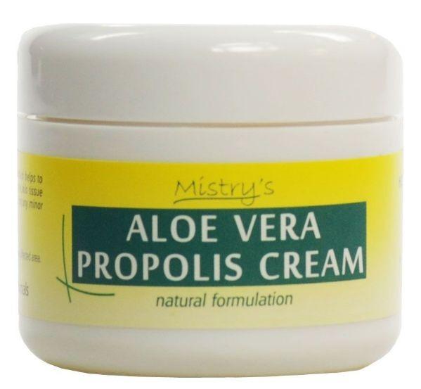 Natural Skin Cream With Propolis