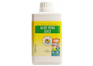 Aloe juice 100% stabilised (500ml)