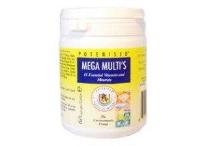 Mega multi with 15 essential vitamins and minerals (60 Veg Caps)