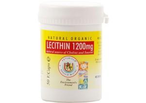 Lecithin, 1200mg