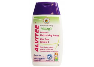 Mistry's Potenised® ALVITEE Moisturising Face Cream (100ml)