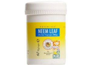 Neem potenised ® - capsules – body tonic