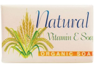 Mistry's Organic Vitamin E Bar Soap (100g)