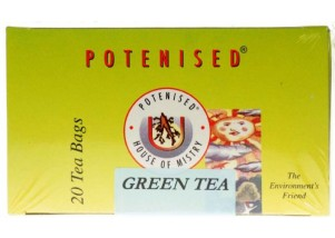 Green Organic Tea  (20 Bags)