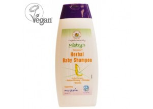 Mistry's Potenised® Herbal Baby Shampoo (200ml)