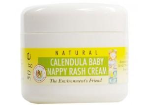 Mistry's Calendula Baby Nappy Rash Cream (50g)