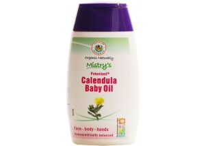 Mistry's Potenised® Calendula Baby Oil (100ml)