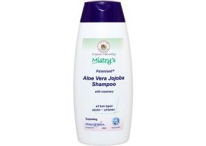 Mistry's Potenised® Aloe Vera Jojoba Shampoo with Rosemary..