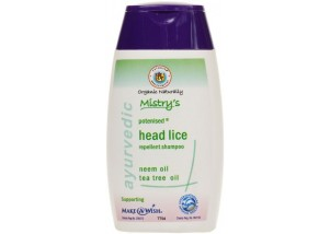 Mistry's Potenised® Head Lice Repellent Shampoo