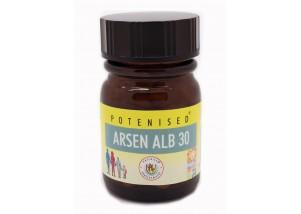Arsen alb 30 (100 Tabs)