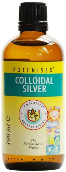 Collodial silver