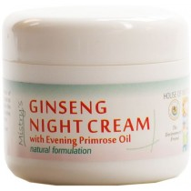 Mistry's Ginseng Night Cream with Evening Primrose Oil