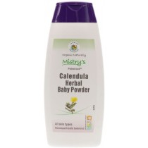 Mistry's Potenised® Calendula Herbal Baby Powder (150g)