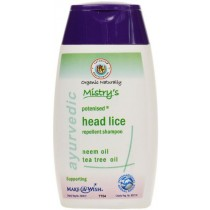 Mistry's Potenised® Head Lice Repellent Shampoo - 100ml