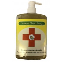 Natural Neem Soap